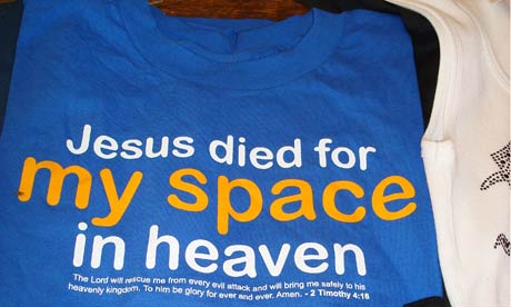 Time to Toss the Cheesy Christian Tee Shirts!