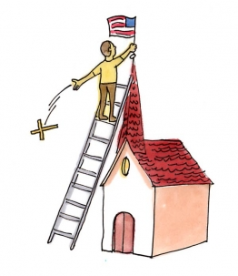 "Letting Go Of America Being A ""Christian Nation"""