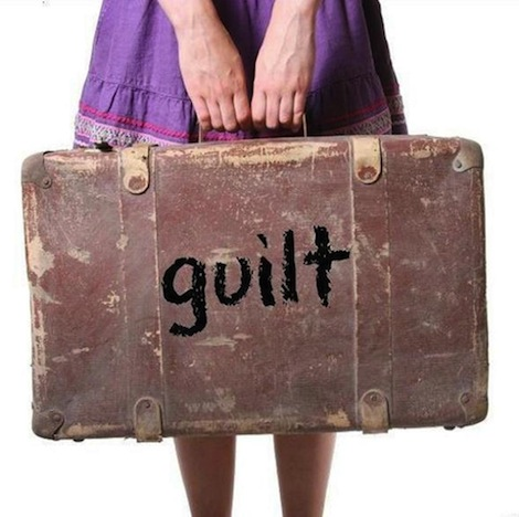 Guilt Is Not From God #LetItGo