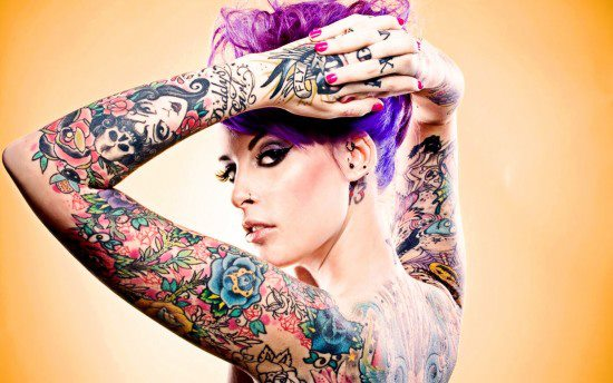 sleeve-tattoos-for-woman